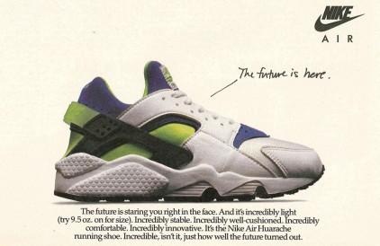 REBLOG! Nike Air Huarache Heritage