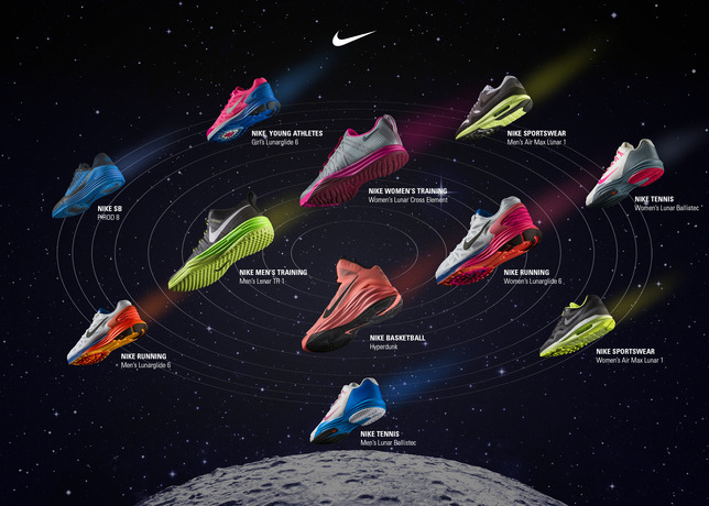 REBLOG! The story behind Nike's Lunarlon sole