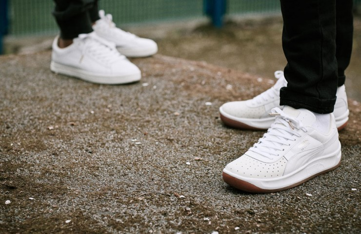 size? | The White Footwear Selection