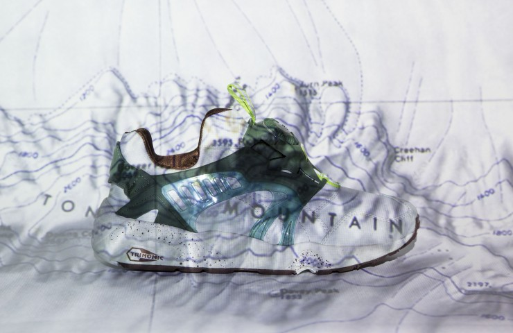PUMA x size? 'Wilderness Pack' Part Two