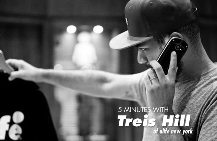 REBLOG! 5 minutes with Treis Hill of Alife