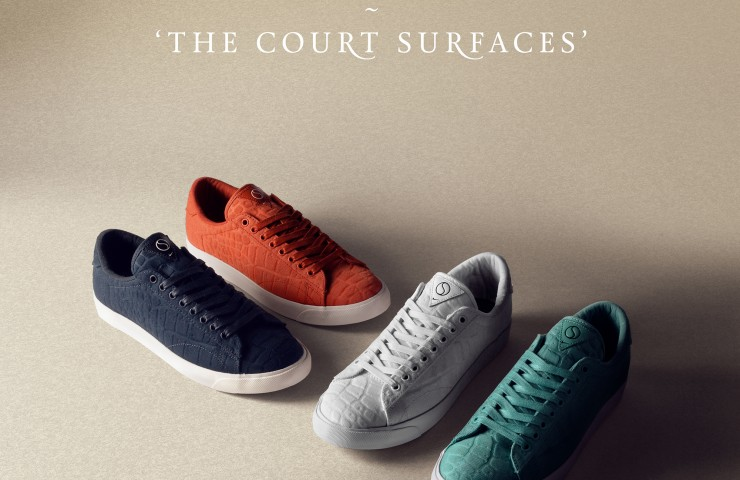 Nike x size? Tennis Classic AC 'Court Surfaces' Pack