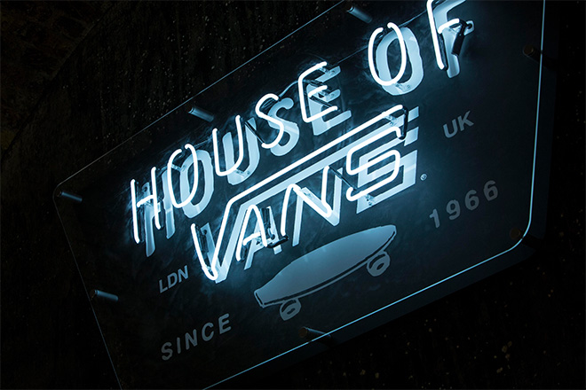 House of Vans – London's First Indoor Skatepark