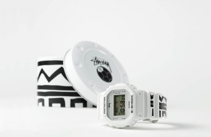 COMPETITION: Stussy x Casio G-Shock DW-5600 'NTRNTNL' Watch