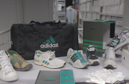 adidas Originals Presents the EQT Documentary Trailer.