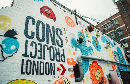 RECAP: CONS Project London closing party