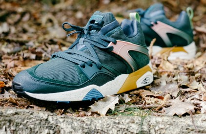 REBLOG! PUMA x size? Blaze of Glory 'Jungle' by Suberashi