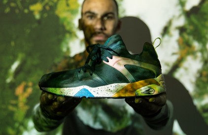 PUMA x size? Wilderness Pack Part II Interview: Blaze of Glory 'Jungle'