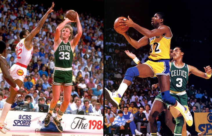 What Shoes Did Magic Johnson Wear