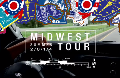 SUPRA Midwest Summer Tour 2014