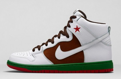 Nike SB Dunk Hi QS 'Cali' & Brooklyn Projects 'Paparazzi'
