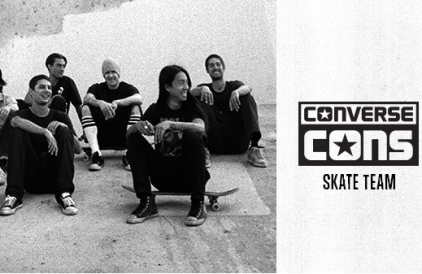 Getting to know the Converse CONS Skate Team