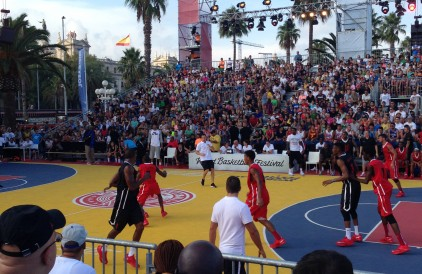 Recap: World Basketball Festival & FIBA Basketball World Cup