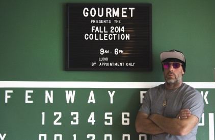 5 Minutes with Greg Lucci of Gourmet