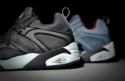 PUMA Trinomic Blaze of Glory 'Tech Edition'