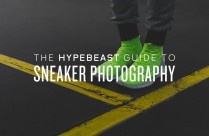 The HYPEBEAST Guide to Sneaker Photography
