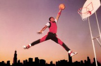 History Behind the Jumpman Logo via Nice Kicks