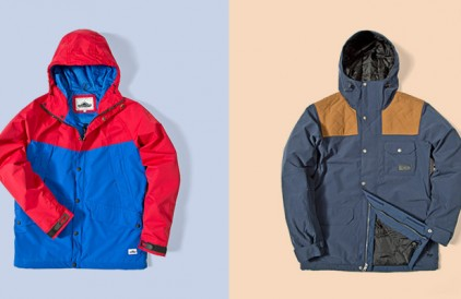 Seasonal Jackets Selection