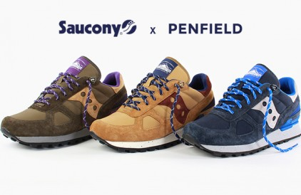 Saucony Originals x Penfield Shadow OG '60/40 Pack'