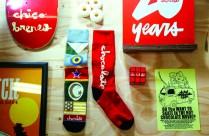 Stance Socks x Chocolate Collection.