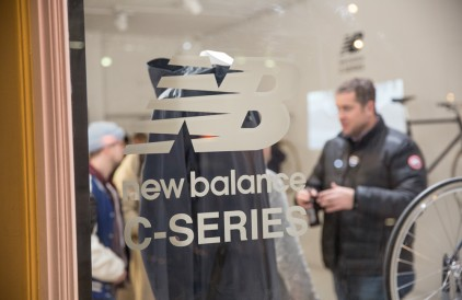 RECAP: New Balance C-Series collection launch event
