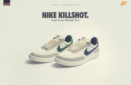 Nike Killshot – size? Exclusive