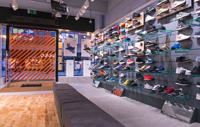 nike shop manchester