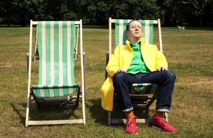5 Minutes with Alexis Taylor of Hot Chip