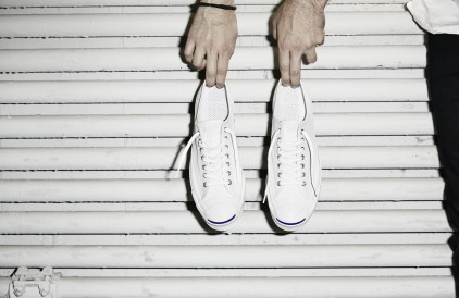 Converse Jack Purcell Signature.