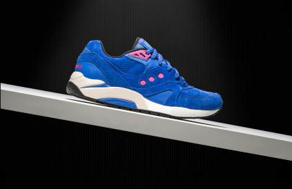 Saucony Originals 'Neon Nights' G9 Control Premium Pack