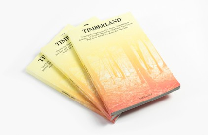 Timberland Limited Edition Print Magazine Giveaway