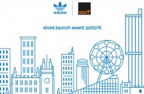 size? Manchester Launch Event in association with adidas Originals