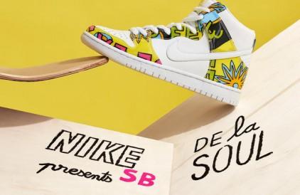 Nike SB Dunk High 'De La Soul'