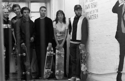 Stance x Wayward Gallery – 'Locals Only' Skate Jam