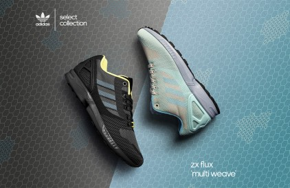 adidas Originals Select Collection ZX Flux 'Multi Weave'