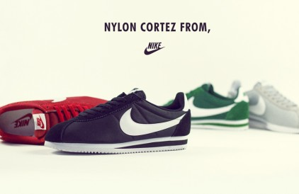 Nike Cortez Nylon Collection