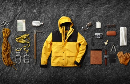 The North Face Mountain Jacket Story