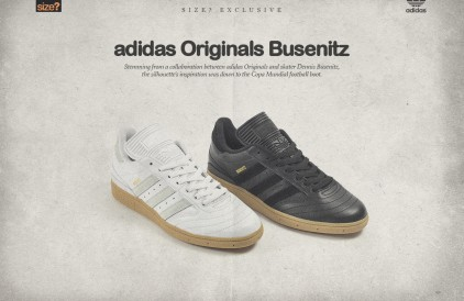 adidas Originals Select Collection Busenitz – size? Exclusive