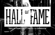 Hall of Fame x size? Spring 2015 Lookbook