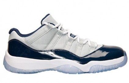 Air Jordan XI Lo 'Georgetown'.