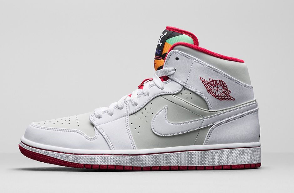air jordan 1 mid hare uk