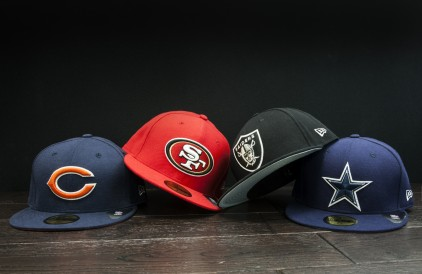 New Era 'Fitted Pique' – size? Exclusive.