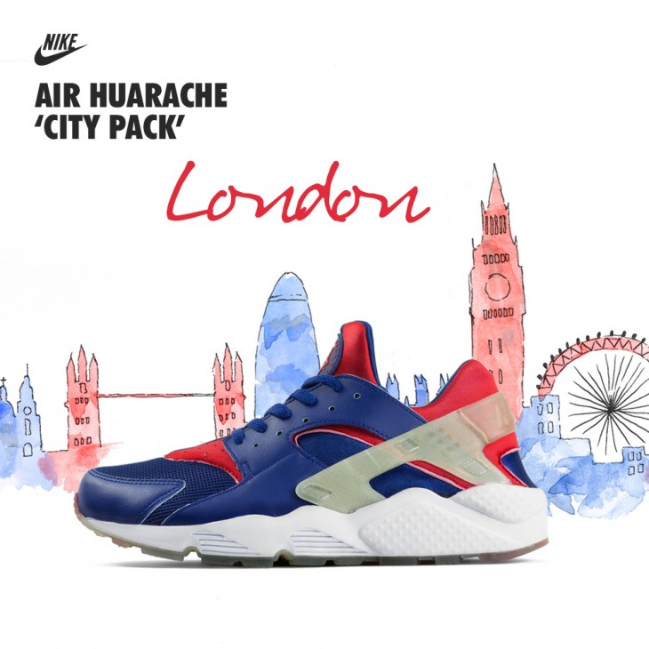 Nike Huarache City Pack Milano