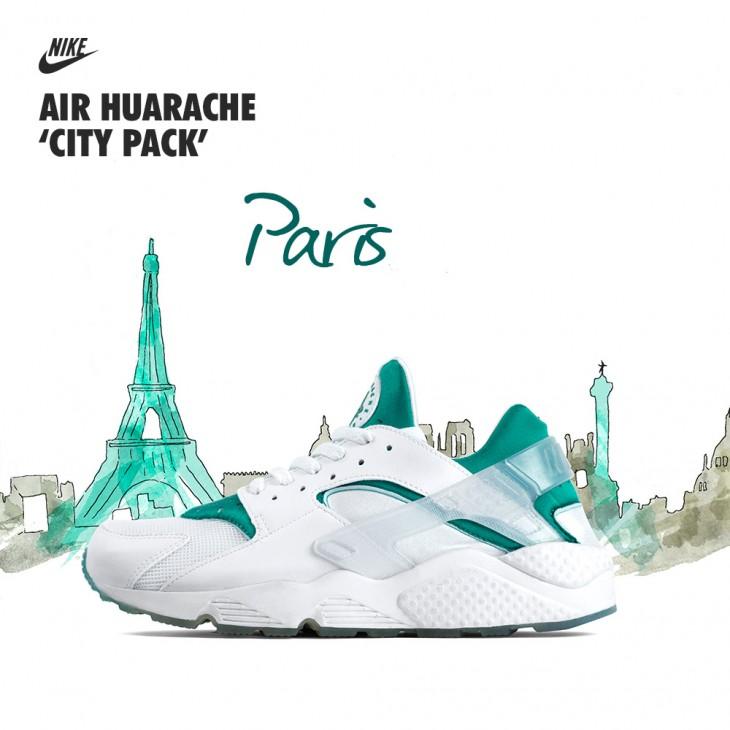 Nike Air Huarache City Pack Milano
