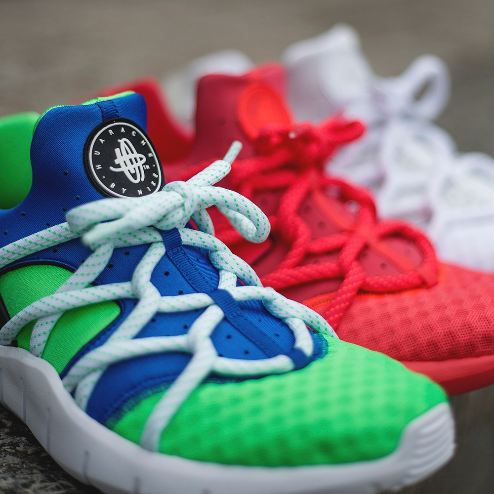 huarache nm kids Green
