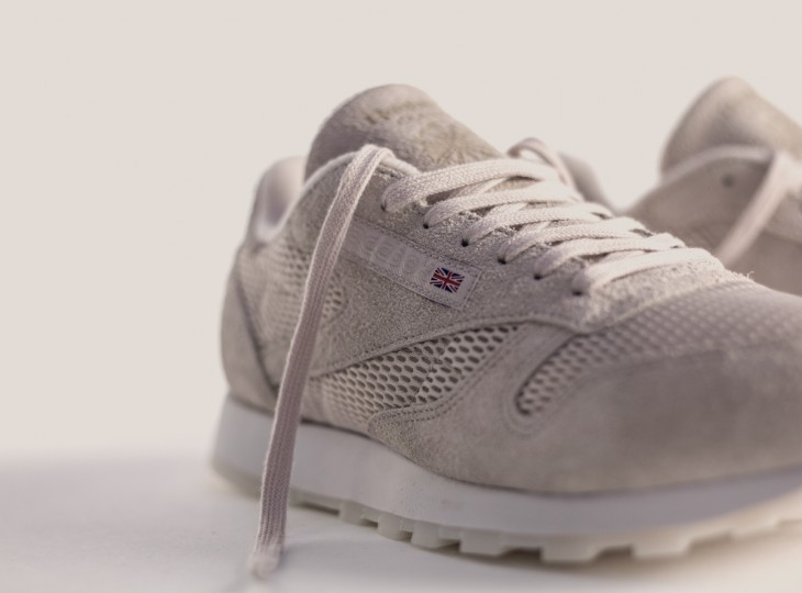 Reebok Classic With Clear Sole