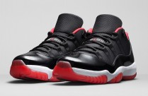 Air Jordan XI Retro Low 'True Red'