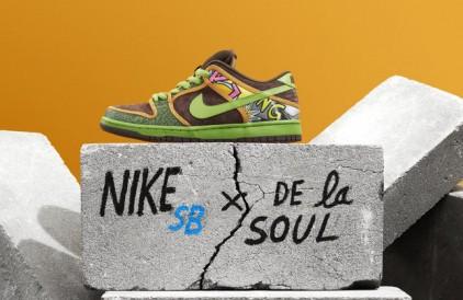 Nike SB Dunk Low Premium 'De La Soul'