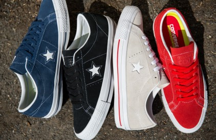 Star Quality: A Brief History of the Converse One Star by Gary Warnett