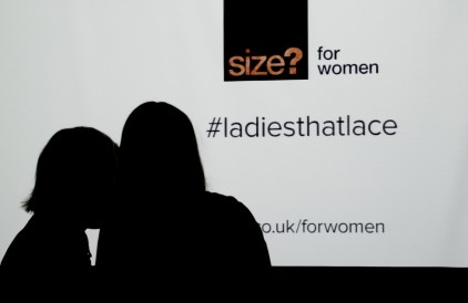 size? for women Launch Event Recap